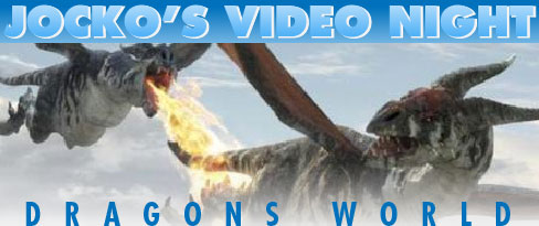 Jocko's Video Night: Dragons World