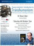transhumanism younger audience poster